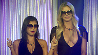 Celebrity Big Brother 2017<br /> Marissa Jade and Brandi Granville.<br /> *Editorial Use Only*<br /> CAP/KFS<br /> Image supplied by Capital Pictures