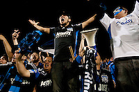SANTA CLARA, CA--San Jose Earthquakes vs. Colorado Rapids at Buck Shaw Stadium.