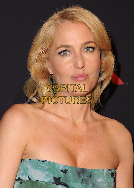 BEVERLY HILLS, CA - JANUARY 10:  Gillian Anderson at the BAFTA Los Angeles 2015 Awards Season Tea Party at The Four Seasons of Beverly Hills on January 10, 2015 in Beverly Hills, California. <br /> CAP/MPI/SKPG<br /> &copy;SKPG/MediaPunch/Capital Pictures