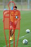Getafe's Jaime Mata during training session. May 15,2020.(ALTERPHOTOS/Acero)