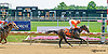 Winnie Bay Go winning at Delaware Park on 6/8/15