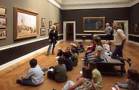 Gemaeldegalerie - de Hirschsprunske Samling - in Kopenhagen, Daenemark
