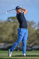 Matthew Wallace (ENG) watches his tee shot on 14 during round 3 of the Arnold Palmer Invitational at Bay Hill Golf Club, Bay Hill, Florida. 3/9/2019.<br /> Picture: Golffile | Ken Murray<br /> <br /> <br /> All photo usage must carry mandatory copyright credit (© Golffile | Ken Murray)