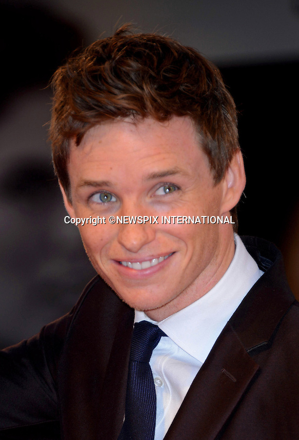 05.09.2015; Venezia, Italy: EDDIE REDMAYNE<br /> atttends the &quot;The Danish Girl&quot; premiere at the 72nd Venice International Film Festival.<br /> Mandatory Credit Photo: &copy;NEWSPIX INTERNATIONAL<br /> <br /> **ALL FEES PAYABLE TO: &quot;NEWSPIX INTERNATIONAL&quot;**<br /> <br /> PHOTO CREDIT MANDATORY!!: NEWSPIX INTERNATIONAL(Failure to credit will incur a surcharge of 100% of reproduction fees)<br /> <br /> IMMEDIATE CONFIRMATION OF USAGE REQUIRED:<br /> Newspix International, 31 Chinnery Hill, Bishop's Stortford, ENGLAND CM23 3PS<br /> Tel:+441279 324672  ; Fax: +441279656877<br /> Mobile:  0777568 1153<br /> e-mail: info@newspixinternational.co.uk