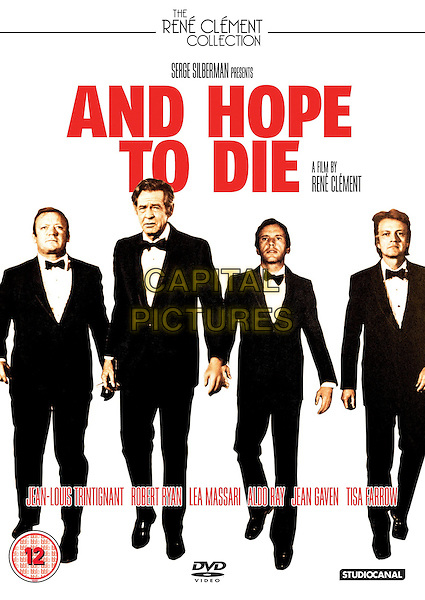 DVD COVER ART<br /> in And Hope to Die (1972) <br /> (La course du lievre a travers les champs)<br /> *Filmstill - Editorial Use Only*<br /> CAP/NFS<br /> Image supplied by Capital Pictures