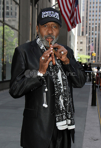 NEW YORK, NY - MAY 11: Ben Vereen pictured at NBC's Today Show in New York City on May 11, 2016. Credit: RW/MediaPunch