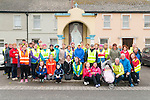 Good Friday Walk: Group from Tarbert who took part in the Good Friday walk in aid of the Kerry Hospice.