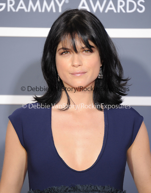 Selma Blair attends The 53rd Annual GRAMMY Awards held at The Staples Center in Los Angeles, California on February 13,2011                                                                               © 2010 DVS / Hollywood Press Agency