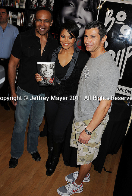 "WEST HOLLYWOOD, CA - APRIL 15: Janet Jackson attends ""TRUE YOU: A Guide To Finding And Loving Yourself"" at Book Soup on April 15, 2011 in West Hollywood, California."