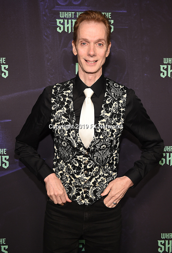 "HOLLYWOOD - MAY 22: Cast member Doug Jones attends FX's ""What We Do in the Shadows"" FYC event at Avalon Hollywood on May 22, 2019 in Hollywood, California. (Photo by Frank Micelotta/FX/PictureGroup)"