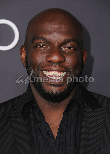13 September  2017 - Hollywood, California - Omar Dorsey. Audi Celebrates the 69th Emmys held at The Highlight Room in Hollywood. Photo Credit: Birdie Thompson/AdMedia