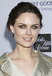 Actress Emily Deschanel arrives at 7th Annual Chrysalis Butterfly Ball on May 31, 2008 at a Private Residence in Los Angeles, California.