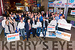 Launch of the 2017 Historic Rally in the Scotts Hotel, Killarney last Friday night.