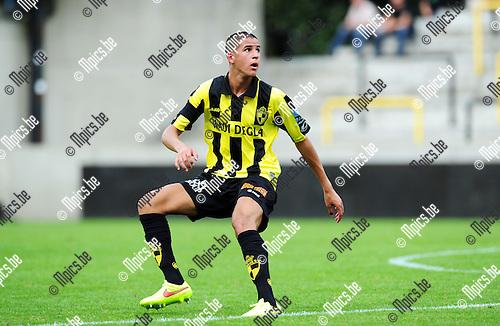 2014-07-20 / Voetbal / seizoen 2014-2015 / Lierse SK / Ahmed El Messaoudi<br /><br />Foto: mpics.be