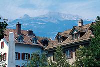 Schweiz, Chur, Altstadt