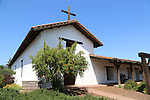 Mission San Francisco Solano,  Mission in Sonoma