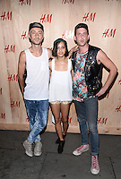 NEW YORK, NY - JUNE 19: LOLAWOLF pictured at the  H&M Summer Camp Kickoff Party Café de la Esquina on June 19, 2014 in Brooklyn,New York .HP/Starlitepics