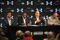Pre Draft Press Conference