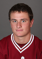 STANFORD, CA - NOVEMBER 11:  Peter Abrams of the Stanford Cardinal during baseball picture day on November 11, 2009 in Stanford, California.