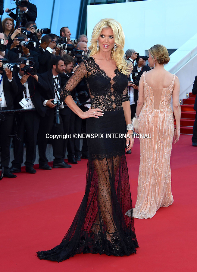17.05.2015; Cannes France: VICTORIA SILVSTEDT<br /> attends the &quot;Carol&quot; screening at the 68th Cannes Film Festival.<br /> Mandatory Credit Photo: &copy;Franck Castel/NEWSPIX INTERNATIONAL<br /> <br /> **ALL FEES PAYABLE TO: &quot;NEWSPIX INTERNATIONAL&quot;**<br /> <br /> PHOTO CREDIT MANDATORY!!: NEWSPIX INTERNATIONAL(Failure to credit will incur a surcharge of 100% of reproduction fees)<br /> <br /> IMMEDIATE CONFIRMATION OF USAGE REQUIRED:<br /> Newspix International, 31 Chinnery Hill, Bishop's Stortford, ENGLAND CM23 3PS<br /> Tel:+441279 324672  ; Fax: +441279656877<br /> Mobile:  0777568 1153<br /> e-mail: info@newspixinternational.co.uk