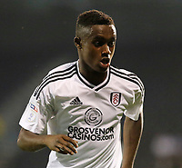 Fulham's Steven Sessegnon in action during the Carabao Cup match between Fulham and Bristol Rovers at Craven Cottage, London, England on 22 August 2017. Photo by Carlton Myrie.
