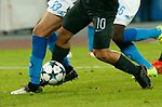 Champions Napoli - Manchester City