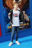 "6 January 2018 - Los Angeles, California - Parker Bates. ""Paddington 2"" L.A. Premiere held at the Regency Village Theatre. Photo Credit: AdMedia"