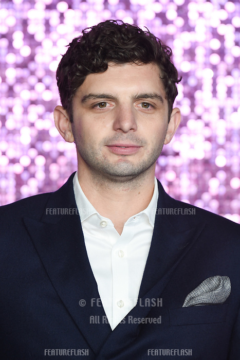 LONDON, UK. October 23, 2018: Michael Fox at the world premiere of &quot;Bohemian Rhapsody&quot; at Wembley Arena, London.<br /> Picture: Steve Vas/Featureflash