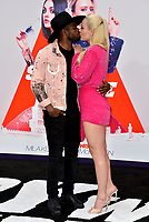 Lindsey Vonn &amp; P.K. Subban at the world premiere for &quot;The Spy Who Dumped Me&quot; at the Fox Village Theatre, Los Angeles, USA 25 July 2018<br /> Picture: Paul Smith/Featureflash/SilverHub 0208 004 5359 sales@silverhubmedia.com