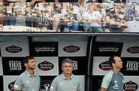 SÃO PAULO, SP, 01.05.2019: CORINTHIANS - CHAPECOENSE - Ney Franco (técnico) da Chapecoense durante partida entre Corinthians (SP) e Chapecoense (SC), válida pela segunda rodada do Campeonato Brasileiro, quarta-feira (01) na Arena Corinthians em São Paulo. (Foto: Maycon Soldan/Código19)
