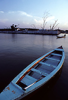 Images from the Book Journey Through Colour and Time,the old Dutch Harbor the old trading post of Jakarta,Indonesia
