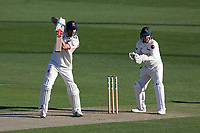 Alastair Cook hits out for  Essex during Essex CCC vs Nottinghamshire CCC, Specsavers County Championship Division 1 Cricket at The Cloudfm County Ground on 14th May 2019