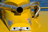 """Pipes, NM-30 """"Pennzoil Big Bird"""" (National Mod hydroplane(s)"""