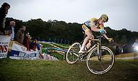 Thijs Van Amerongen (NLD/Telenet-Fidea)<br /> <br /> GP Mario De Clercq 2014<br /> Hotond Cross<br /> CX BPost Bank Trofee - Ronse