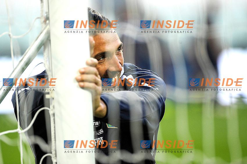 Gianluigi Buffon Italia<br /> Torino 9-09-2013 Juventus Stadium<br /> Football Calcio 2013/2014 <br /> Allenamento Nazionale Italia<br /> Foto Federico Tardito Insidefoto