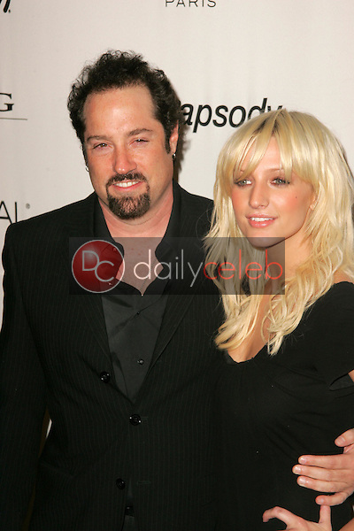 John Shanks and Ashlee Simpson<br />