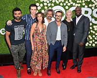Wisdom of the Crowd Cast at CBS TV's Summer Soiree at CBS TV Studios, Studio City, CA, USA 01 Aug. 2017<br /> Picture: Paul Smith/Featureflash/SilverHub 0208 004 5359 sales@silverhubmedia.com
