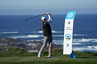 Steve Stricker (USA) in action at Spyglass Hill during the first round of the AT&T Pro-Am, Pebble Beach Golf Links, Monterey, California, USA. 06/02/2020<br /> Picture: Golffile | Phil Inglis<br /> <br /> <br /> All photo usage must carry mandatory copyright credit (© Golffile | Phil Inglis)