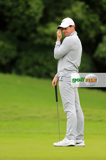 Rory McIlroy (NIR) on the 7th tee during round 3 of the WGC-HSBC Champions, Sheshan International GC, Shanghai, China PR.  29/10/2016<br /> Picture: Golffile | Fran Caffrey<br /> <br /> <br /> All photo usage must carry mandatory copyright credit (&copy; Golffile | Fran Caffrey)