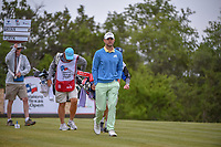 Wesley Bryan (USA) heads down 15 during Round 2 of the Valero Texas Open, AT&T Oaks Course, TPC San Antonio, San Antonio, Texas, USA. 4/20/2018.<br /> Picture: Golffile | Ken Murray<br /> <br /> <br /> All photo usage must carry mandatory copyright credit (© Golffile | Ken Murray)