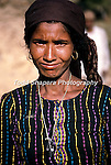 A woman working in Tehri Garwhal, India.