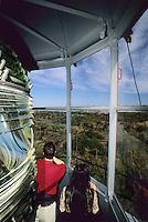 Sandy Hook Lighthouse, Sandy Hook, Gateway National Recreation Area, National Park Service, New Jersey
