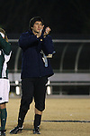 8 December 2007: Notre Dame's Andrew Quinn. Wake Forest University defeated Notre Dame University 1-0 in overtime at Spry Stadium in Winston-Salem, NC in an NCAA Men's Soccer tournament quarterfinal.