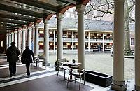 Nederland Amsterdam 2018 . Het Amsterdam Museum, tot 2011 het Amsterdams Historisch Museum genoemd is een museum over Amsterdam. Foto Berlinda van Dam / Hollandse Hoogte