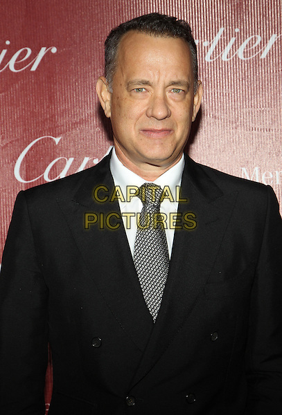 4 Januray 2014 - Palm Springs, California - Tom Hanks. 25th Annual Palm Springs International Film Festival held at the Palm Springs Convention Ceter.<br /> CAP/ADM/KB<br /> &copy;Kevan Brooks/AdMedia/Capital Pictures