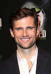 Kyle Dean Massey  attending the 10th Anniversary Celebration Party for 'Wicked'  at the Edison Ballroom on October 30, 2013  in New York City.