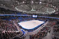 OLYMPICS: SOCHI: Iceberg Skating Palace, 08-02-2014, ©foto Martin de Jong
