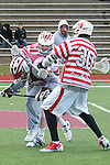 The Miami University Lacrosse Team opens its season with a scrimmage against Grove City College in Grove City, PA.