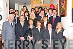 50 Years In Business : The management & staff of Pierse & Fitzgibbon Solicitors, Listowel  pictured at their offices  on Saturday to celebrate 50 years in business.