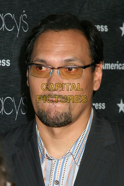 JIMMY SMITTS.At Macy*s Passport Gala 2006 at Barker Hanger, Santa Monica, California, USA, 28 September 2006..Macys portrait headshot glasses beard.Ref: ADM/BP.www.capitalpictures.com.sales@capitalpictures.com.©Byron Purvis/AdMedia/Capital Pictures.